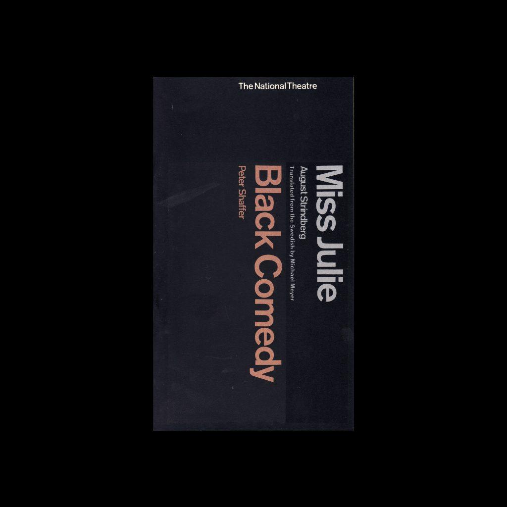 National Theatre - BlaC - Ken Briggs