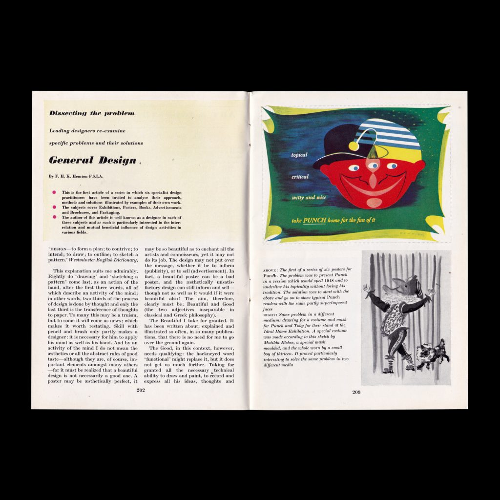 Art and Industry magazine June 1948