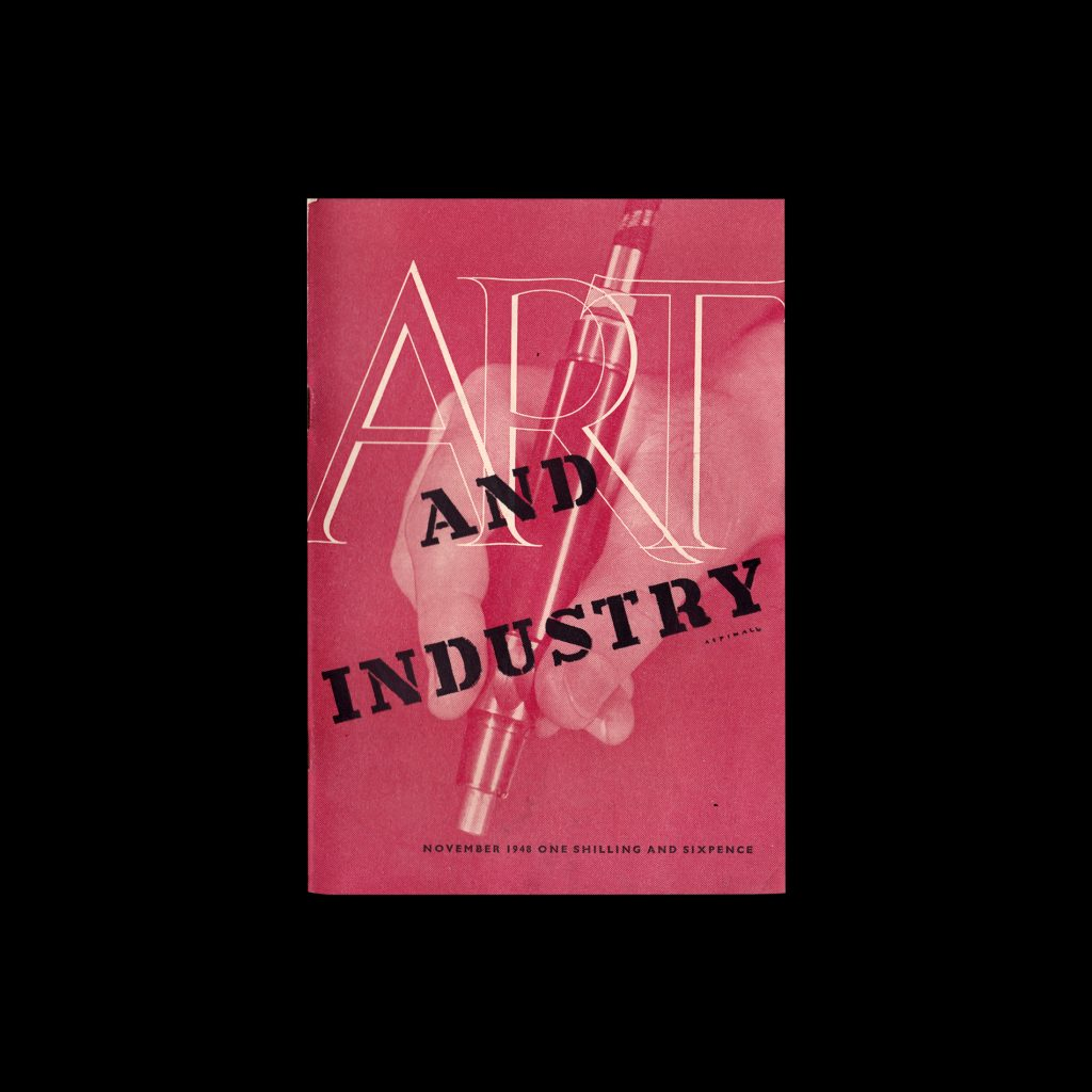 Art and Industry magazine November 1948