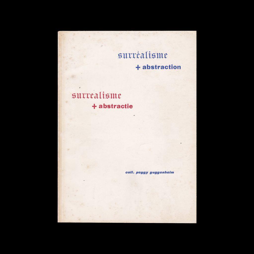Surréalisme + abstraction, Stedelijk Museum Amsterdam, 1951