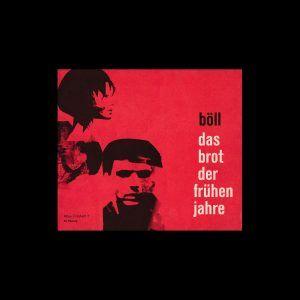 Atlas Filmheft 07 - Böll- Das Brot der frühen Jahre designed by Fischer-Nosbisch