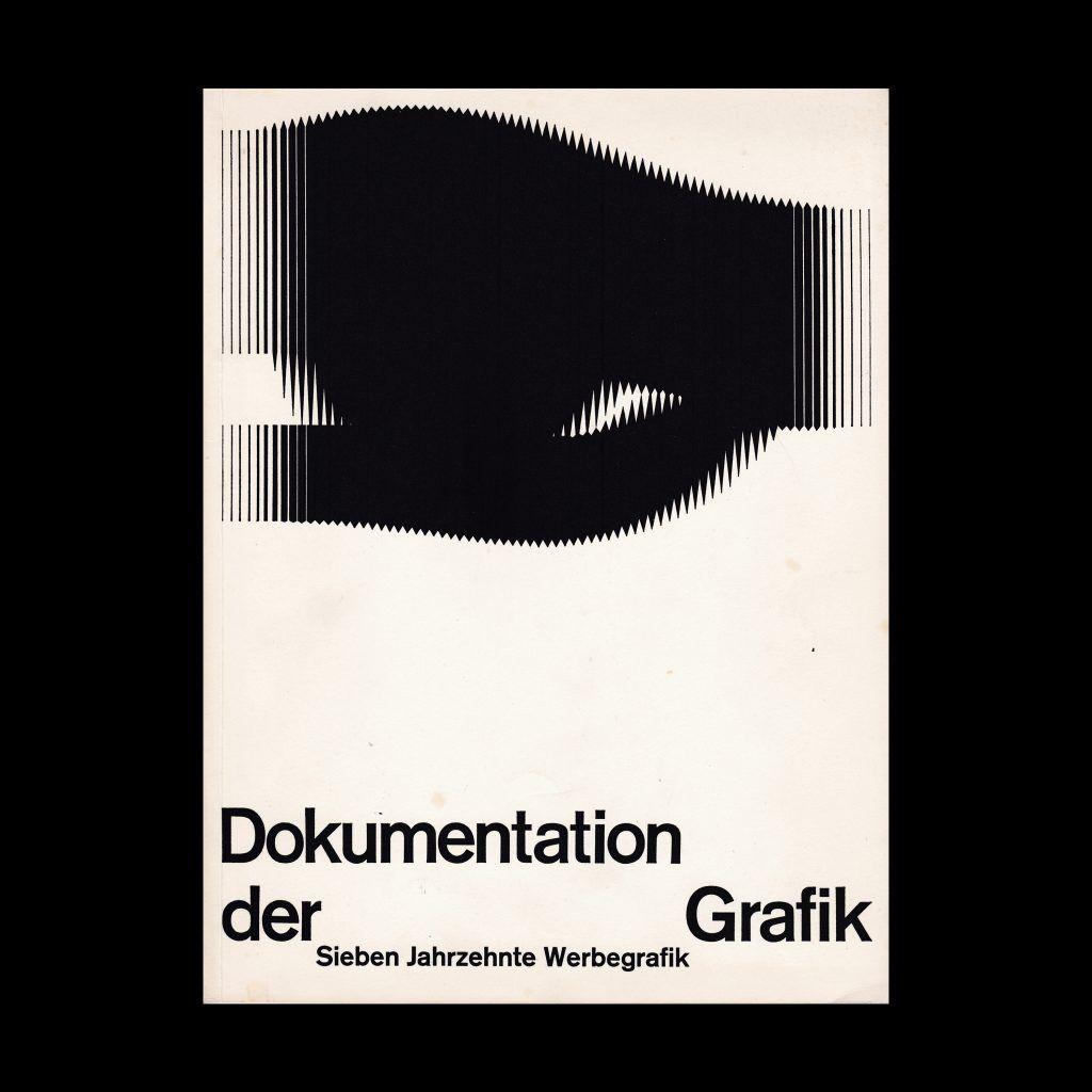 Dokumentation der Grafik, 1964 designed by Herbert W. Kapitzki