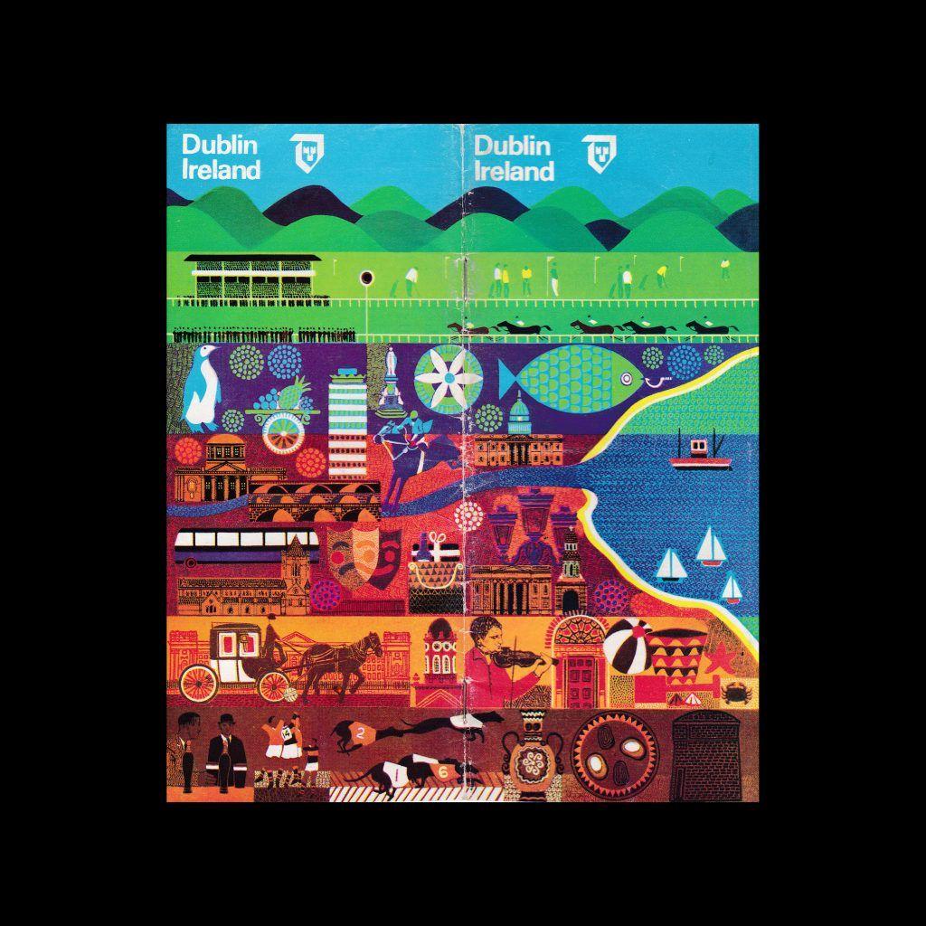 Dublin, Ireland, City Guide designed by Unit Design Consultants