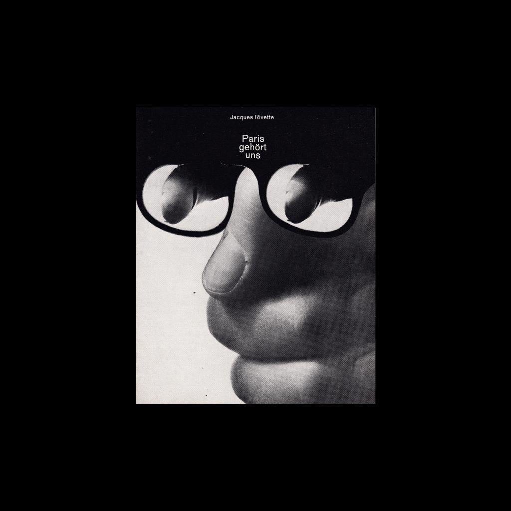 Jacques Rivette - Paris gehört uns. Die Kleine Filmkunstreihe 71