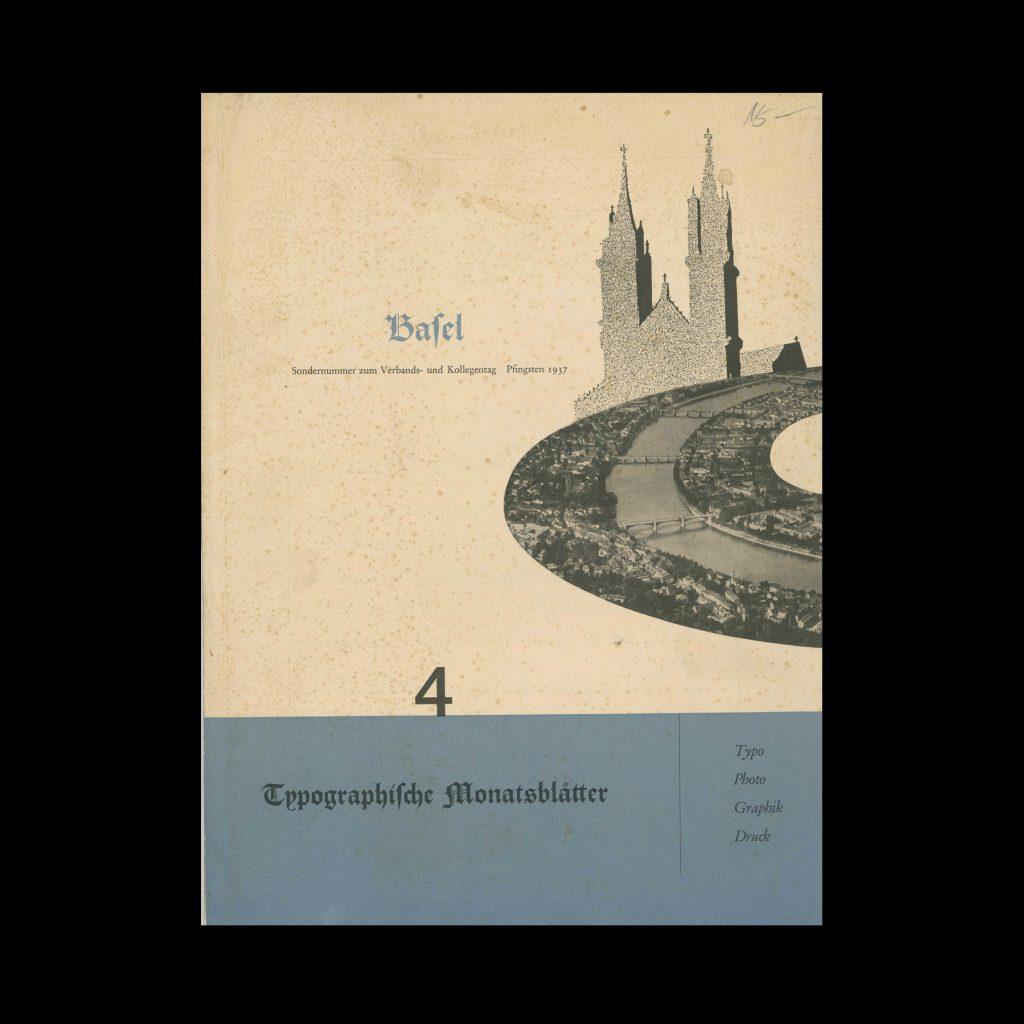 Typografische Monatsblätter, 4, 1937