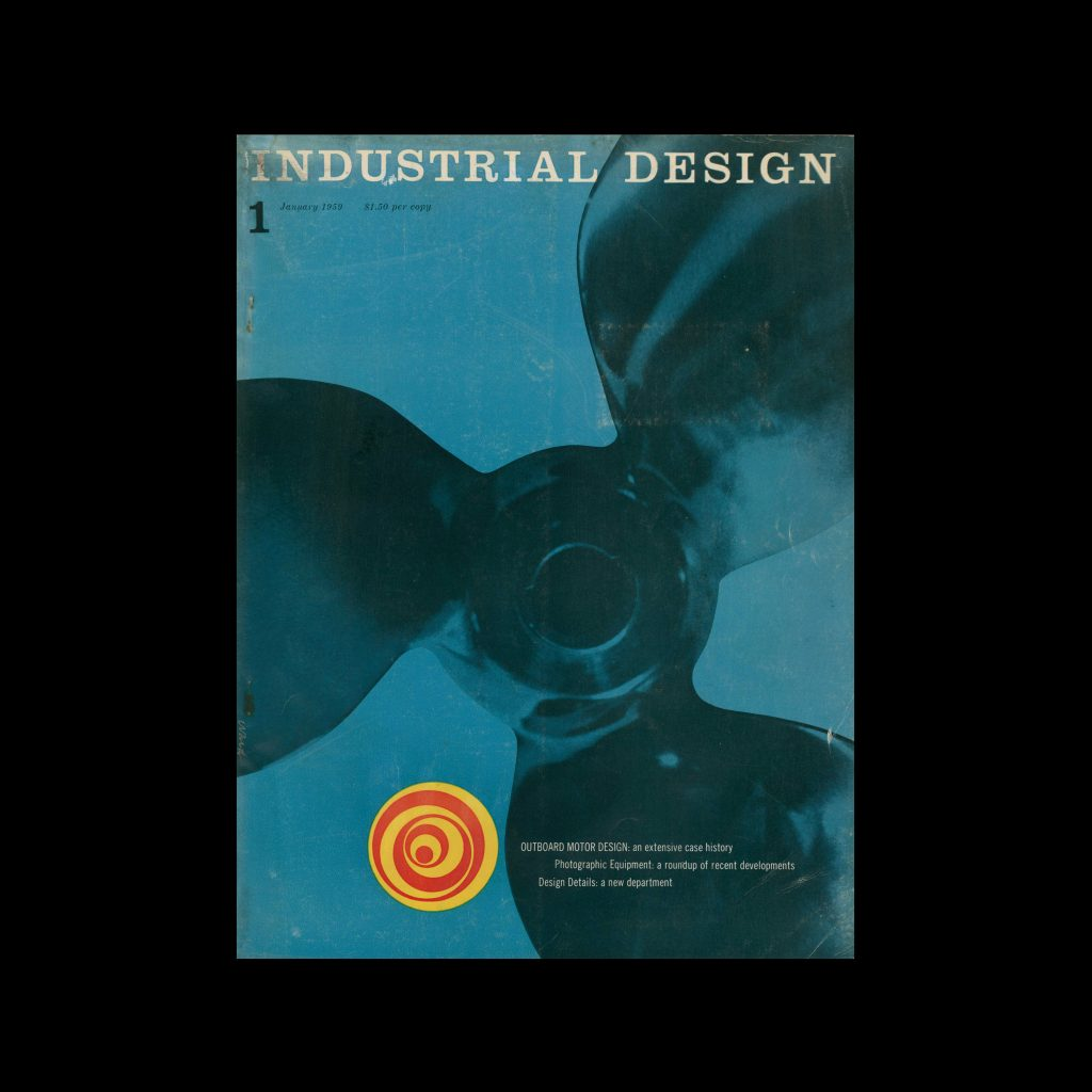 Industrial Design, January, 1959