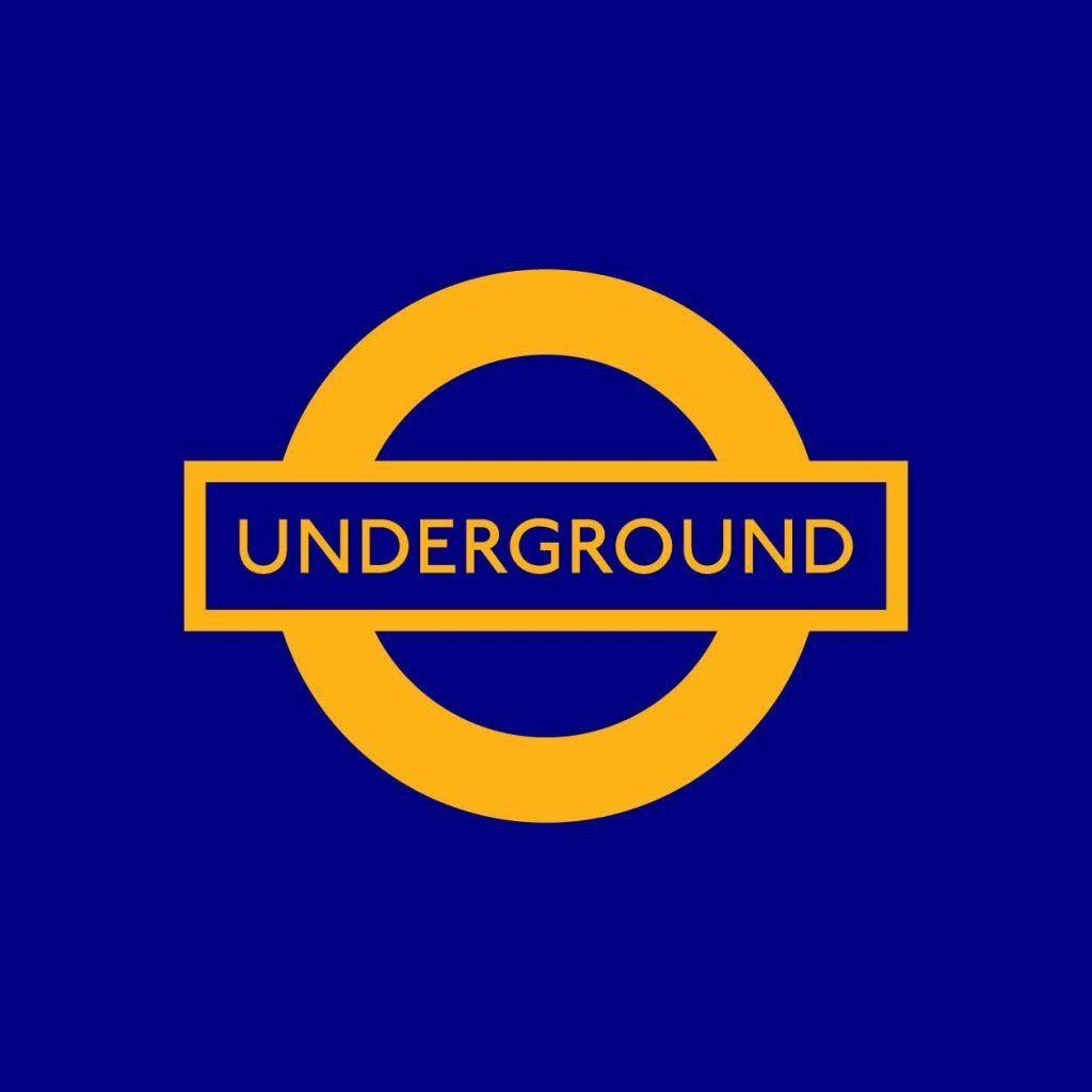 Underground · Transport · Edward Johnston · 1918