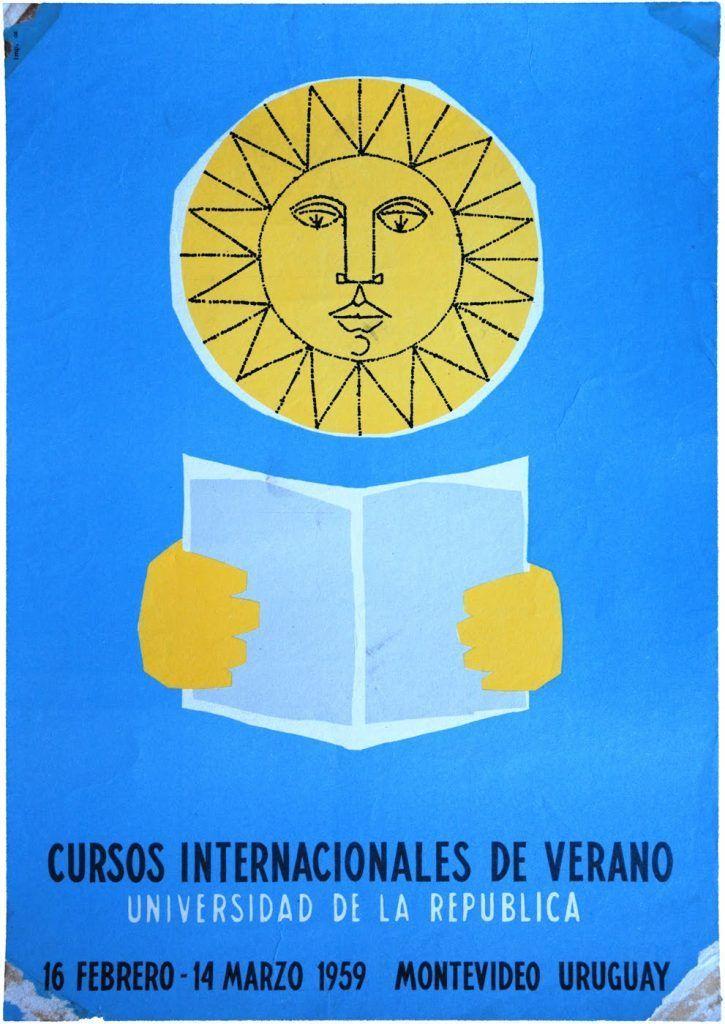 Cursos Internacionales de Verano · Education · Imprenta AS · 1959