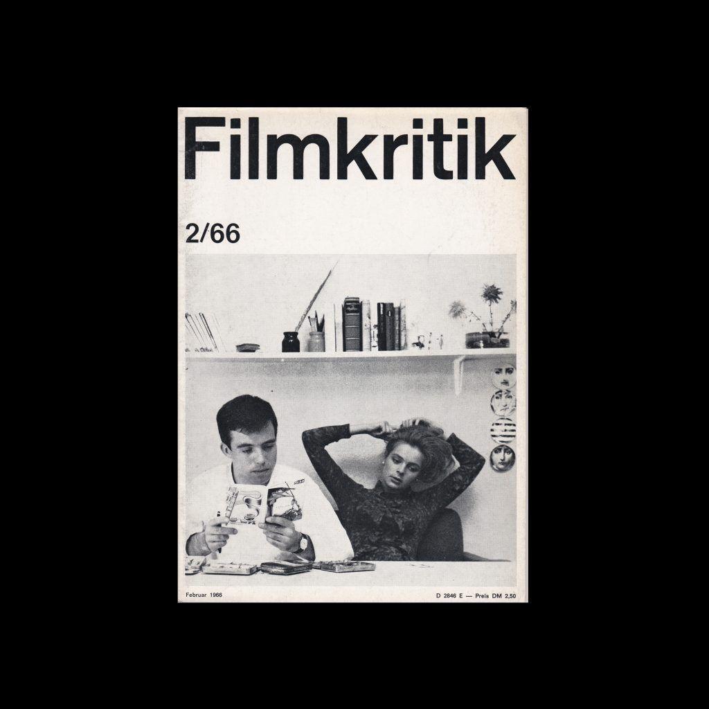 Filmkritik, February 1966