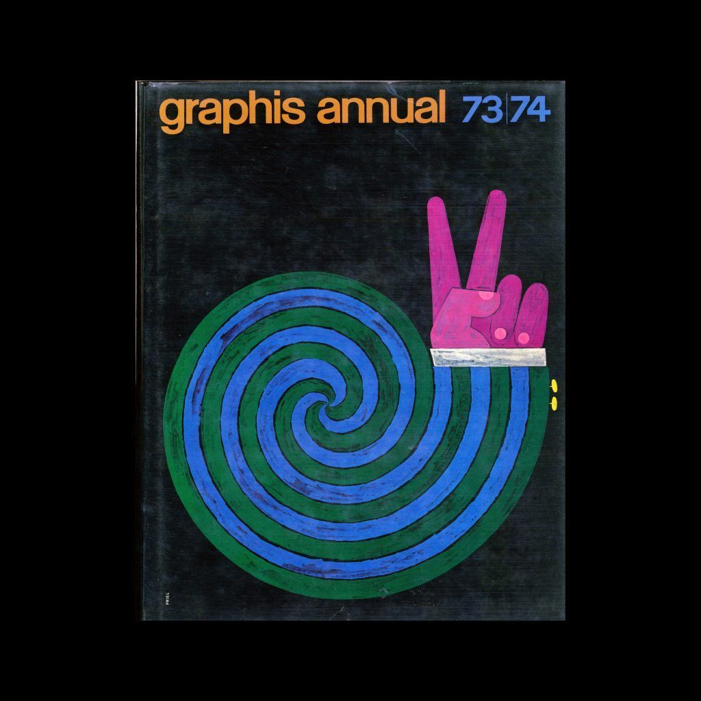 Graphis Annual 1973 74