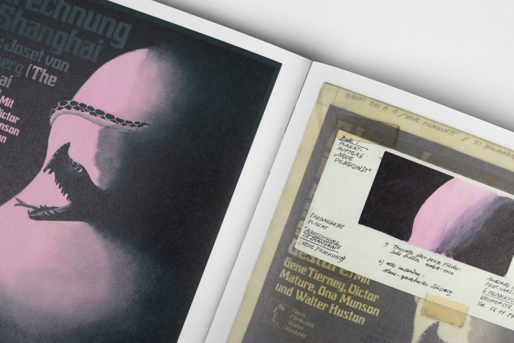 The Complete Film Posters of Hans Hillmann