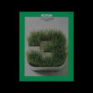 Novum Gebrauchsgraphik, 3, 1973