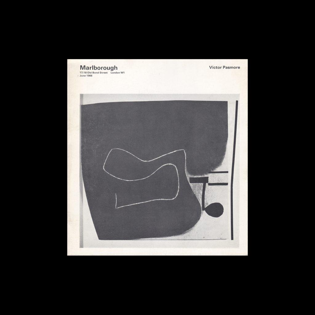 Victor Pasmore, Marlborough, London, 1966