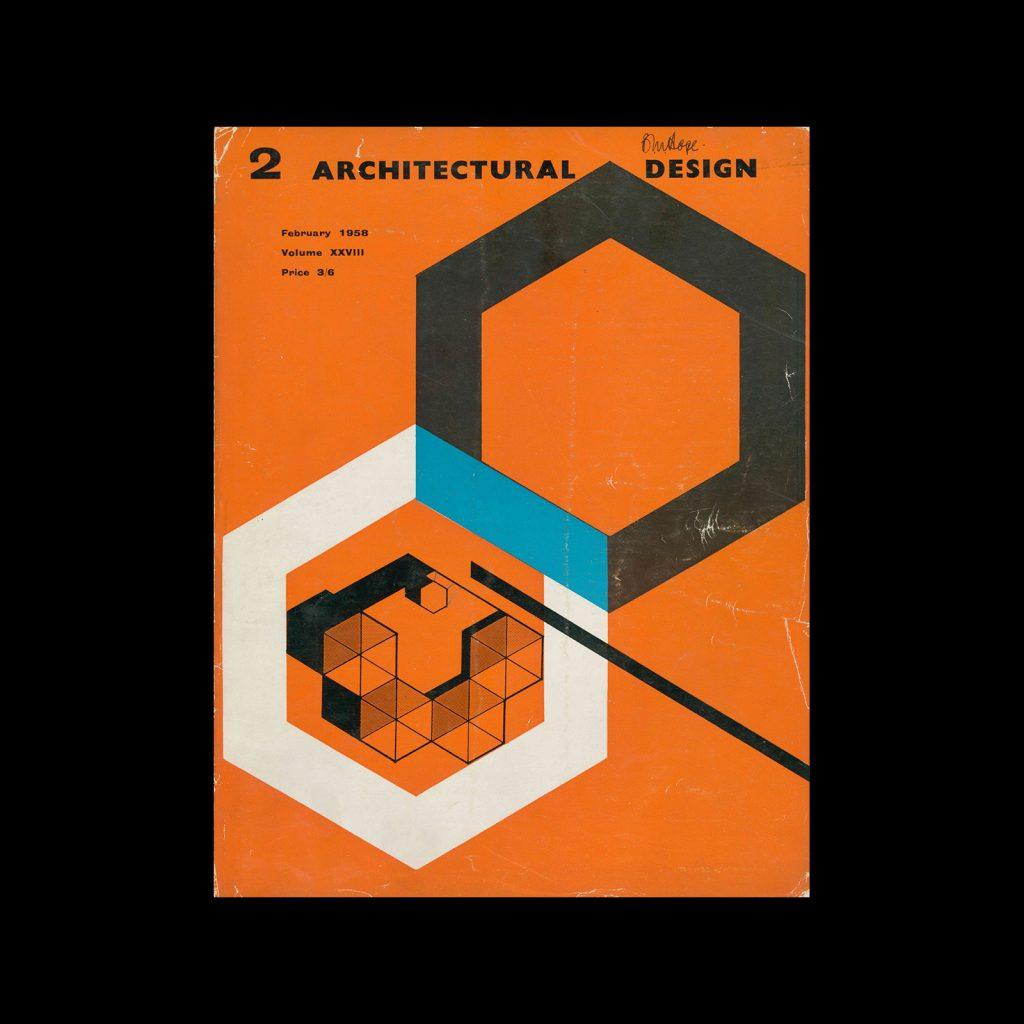 Architectural Design, February 1958