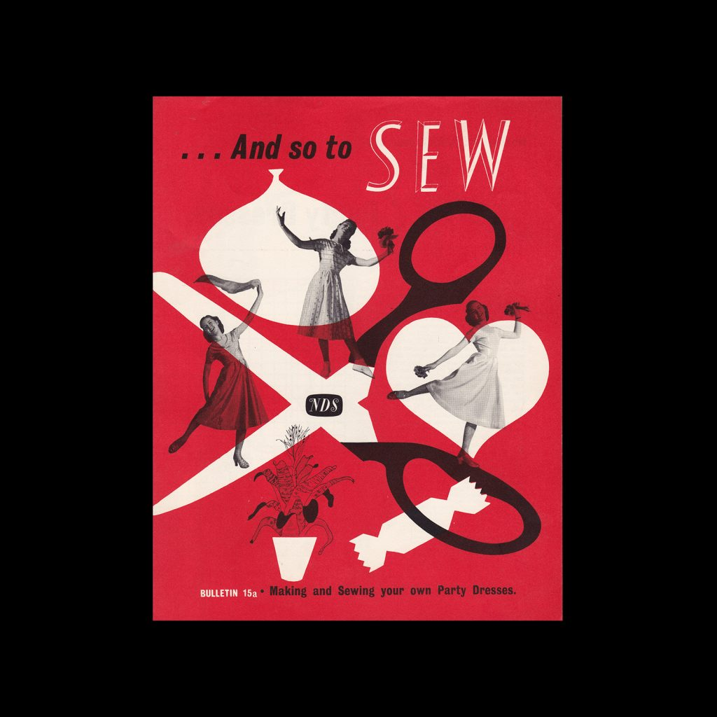 And So To Sew Bulletin 15a