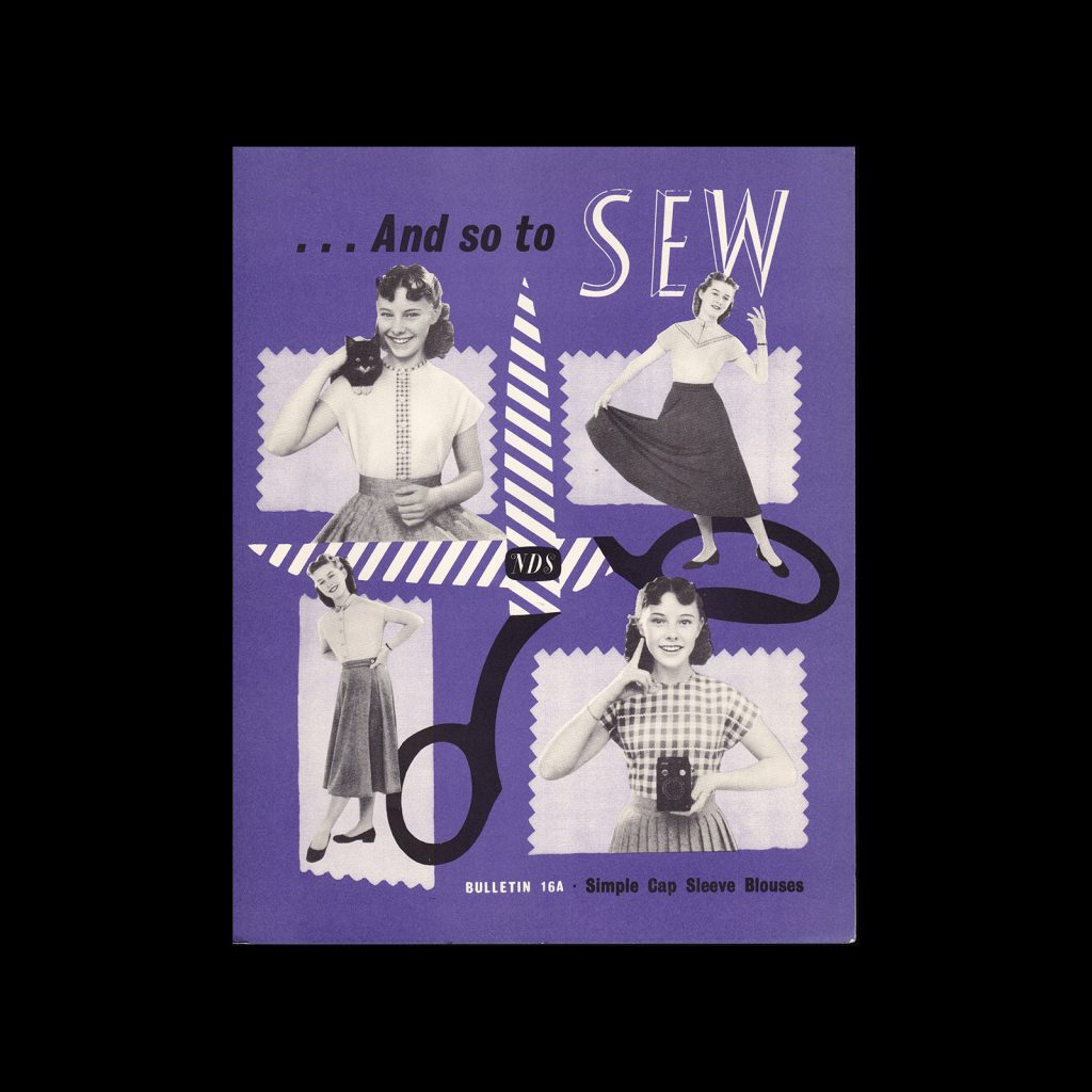 And So To Sew Bulletin 16a