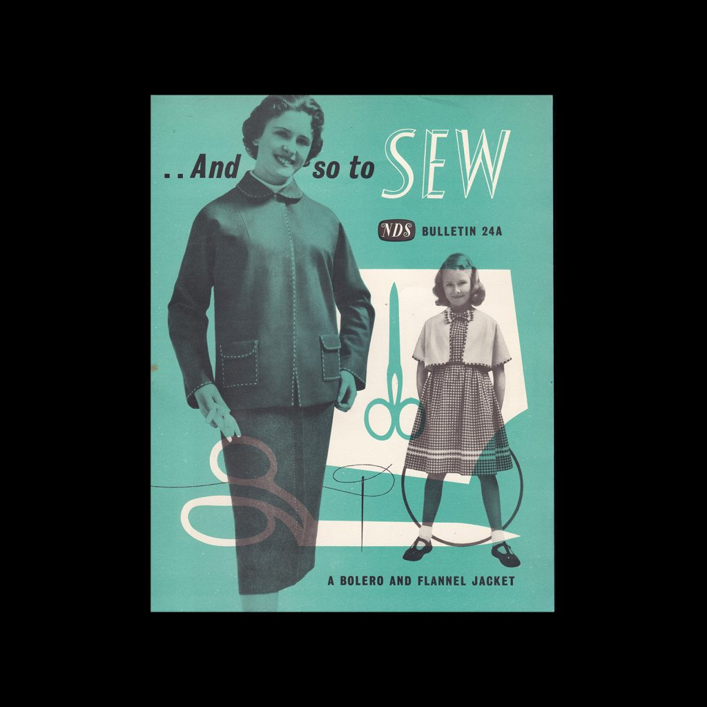 And So To Sew Bulletin 24a