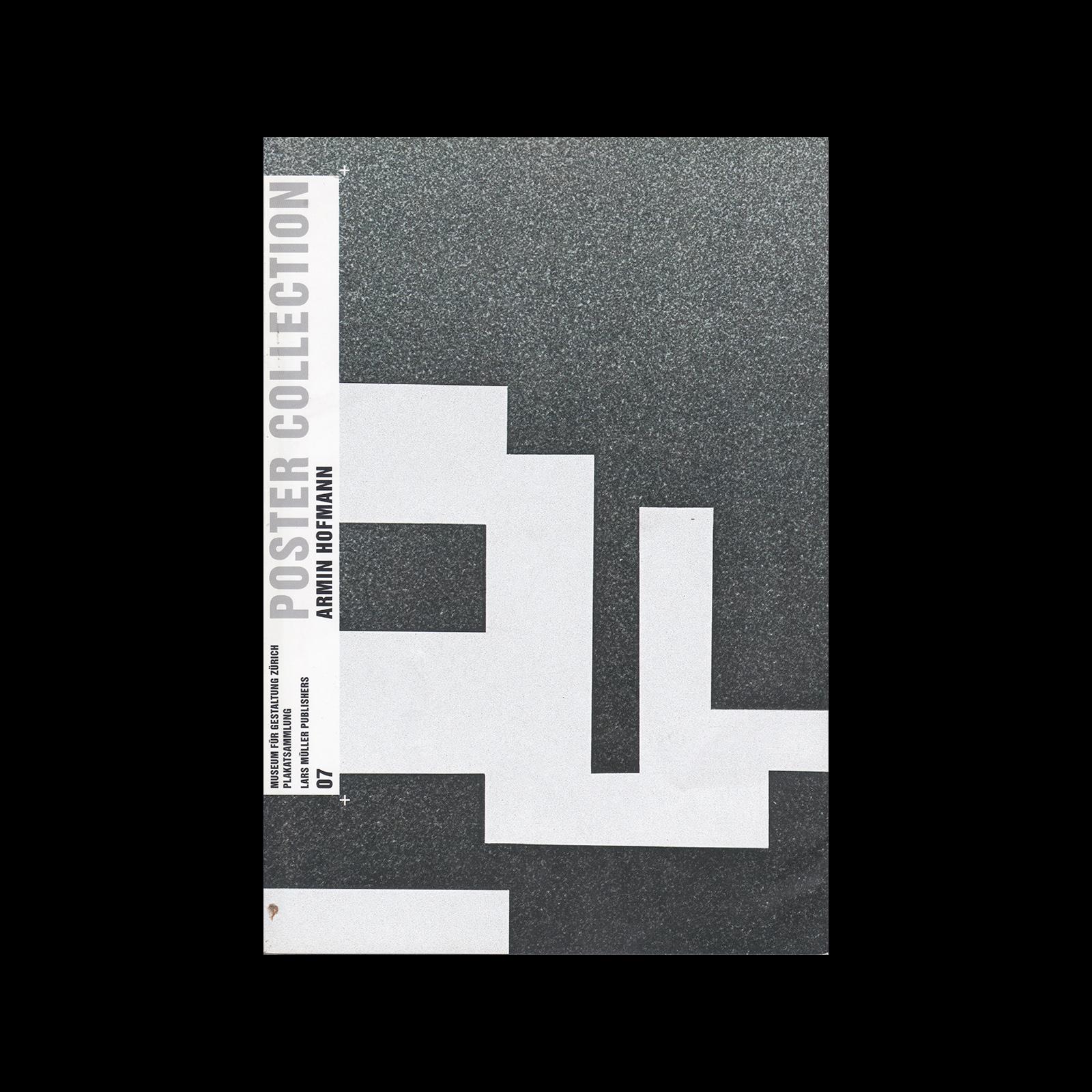 Armin Hofmann, Poster Collection 7, 2003