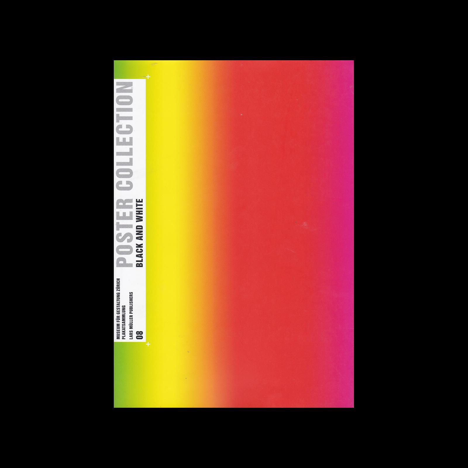 Schwarz und Weiss / Black and White, Poster Collection 8, 2003