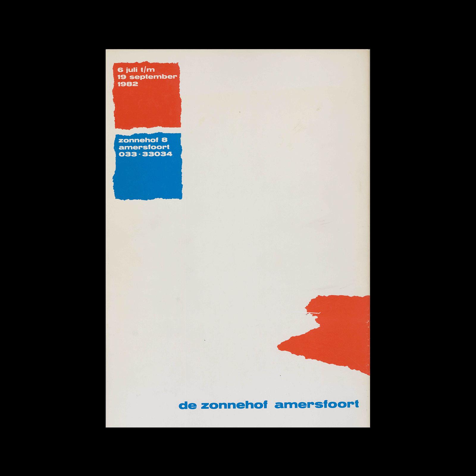 Willem Sandberg - Typograaf als Museumman Back