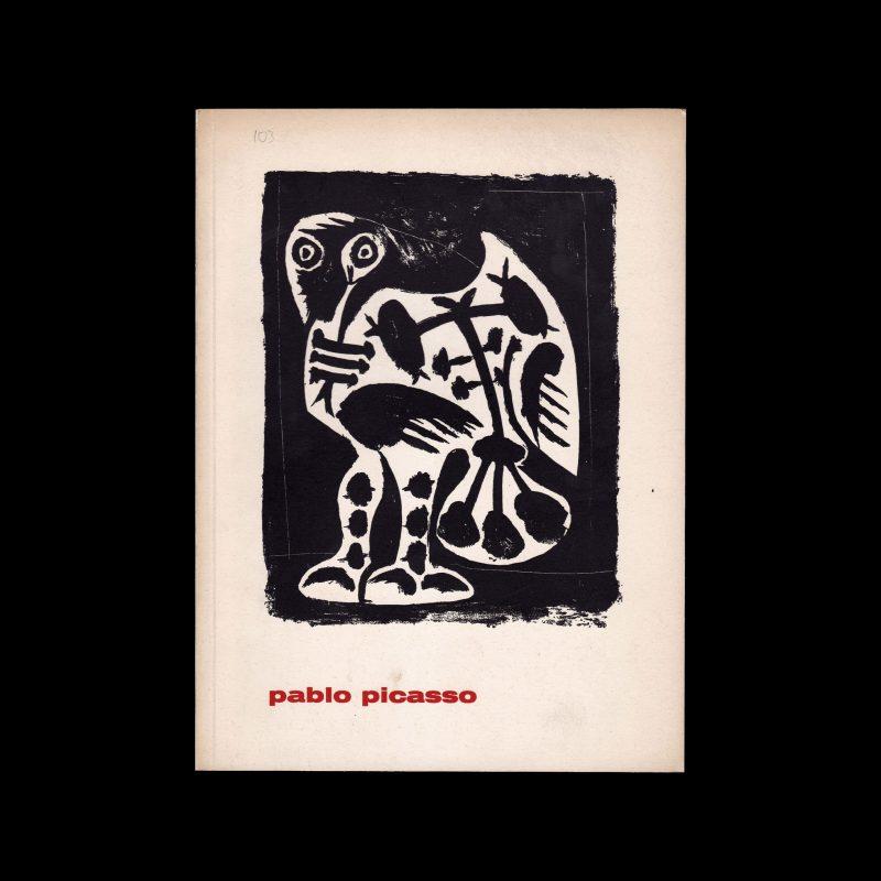 Pablo Picasso, Stedelijk Museum Amsterdam, 1953
