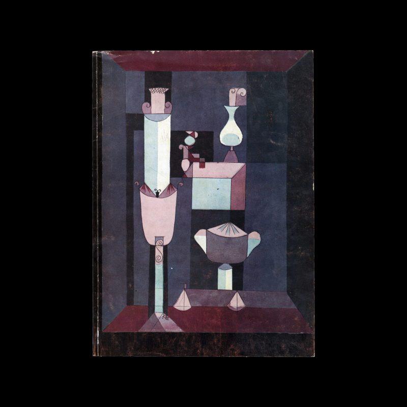 Paul Klee, Stedelijk Museum Amsterdam, 1957 designed by Willem Sandberg