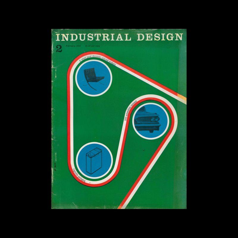 Industrial Design, February, 1959