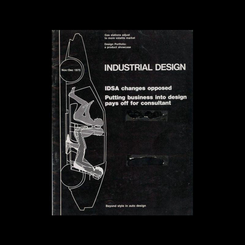 Industrial Design, November-December, 1975
