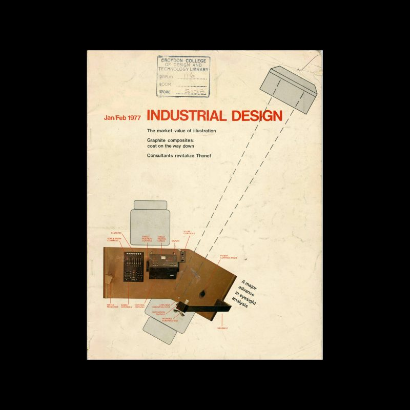 Industrial Design, January-February, 1977