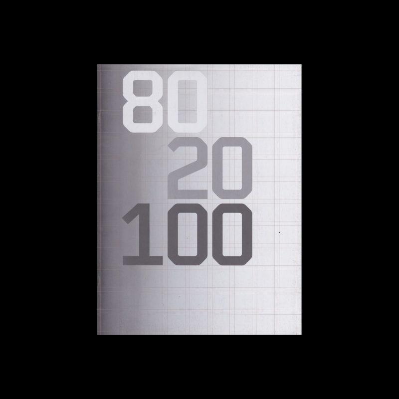 80 20 100, Vivid Gallery, Rotterdam, 2008