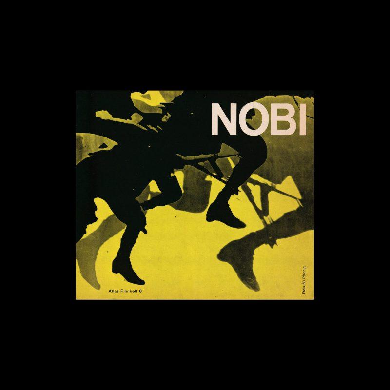 Atlas Filmheft 06 - Nobi designed by Fischer-Nosbisch