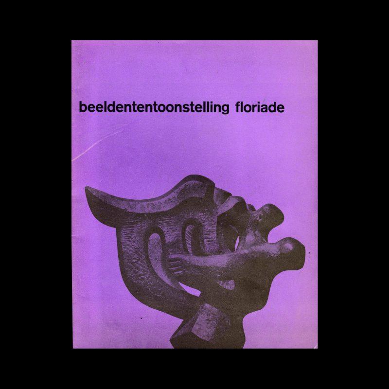 Beeldententoonstelling floriade desigend by Benno Wissing