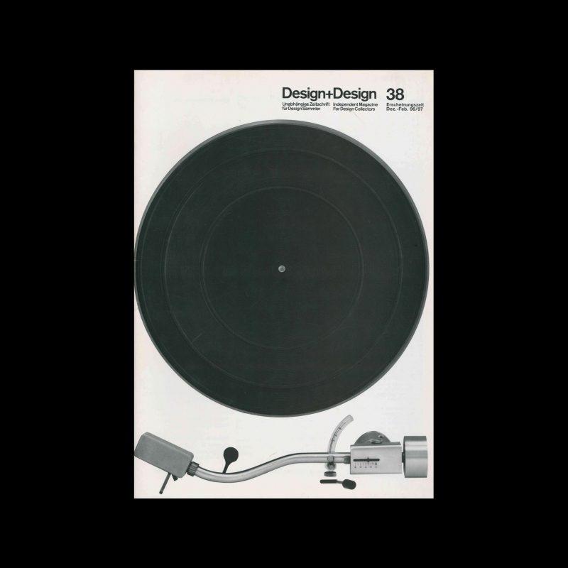 Design+Design, 38, 1996. Designed by Jo Klatt.