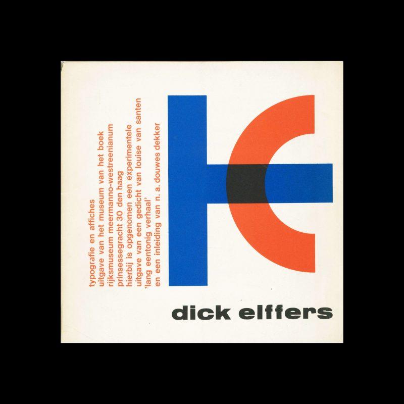 Dick Elffers - typografie en affiches