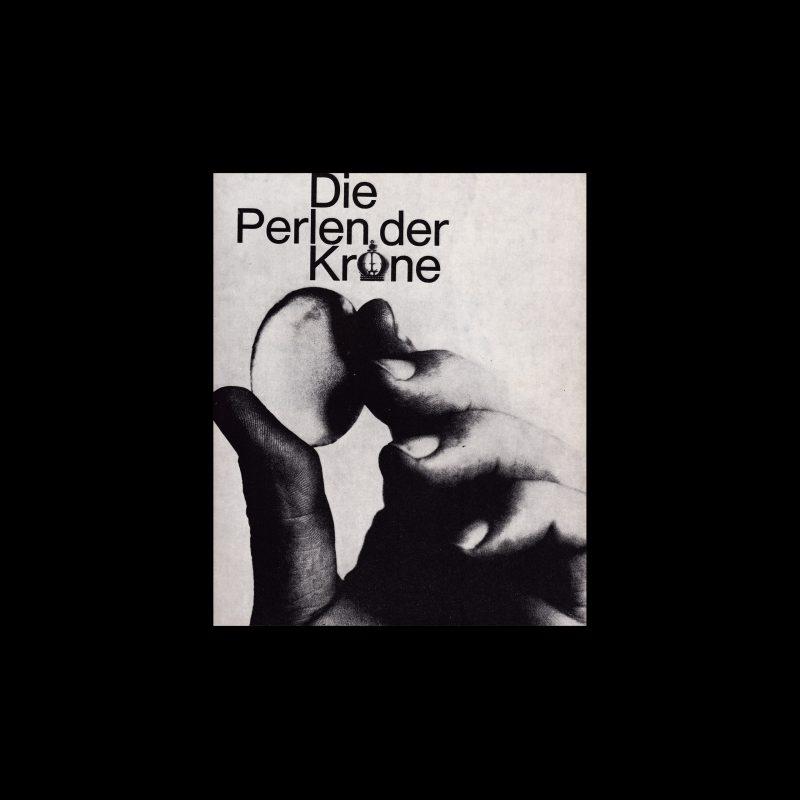 Die Perlen der Krone. Die Kleine Filmkunstreihe 48 designed by Hans Michel
