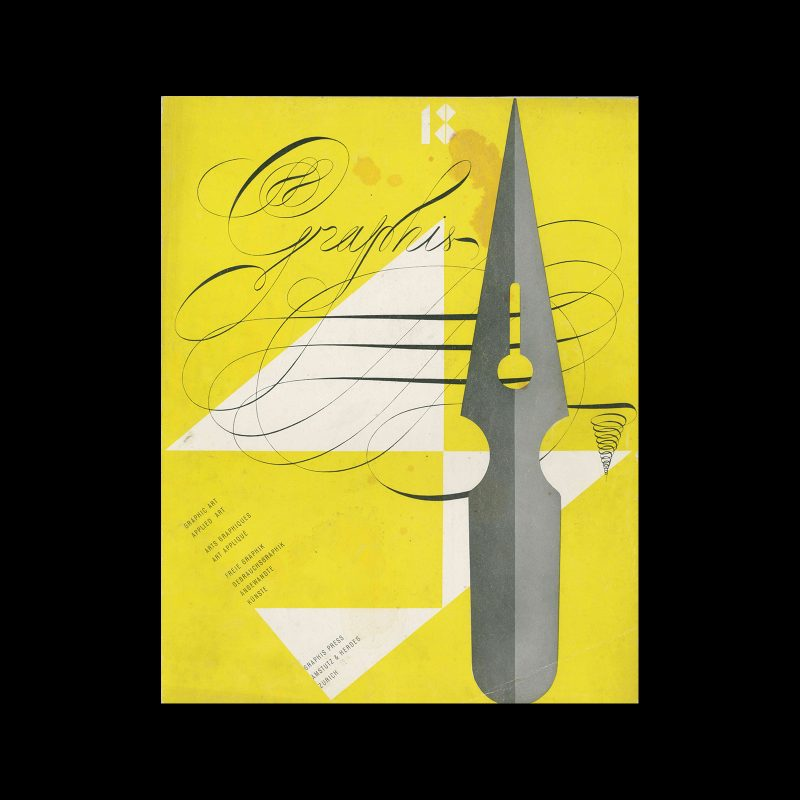 Graphis 18, 1947