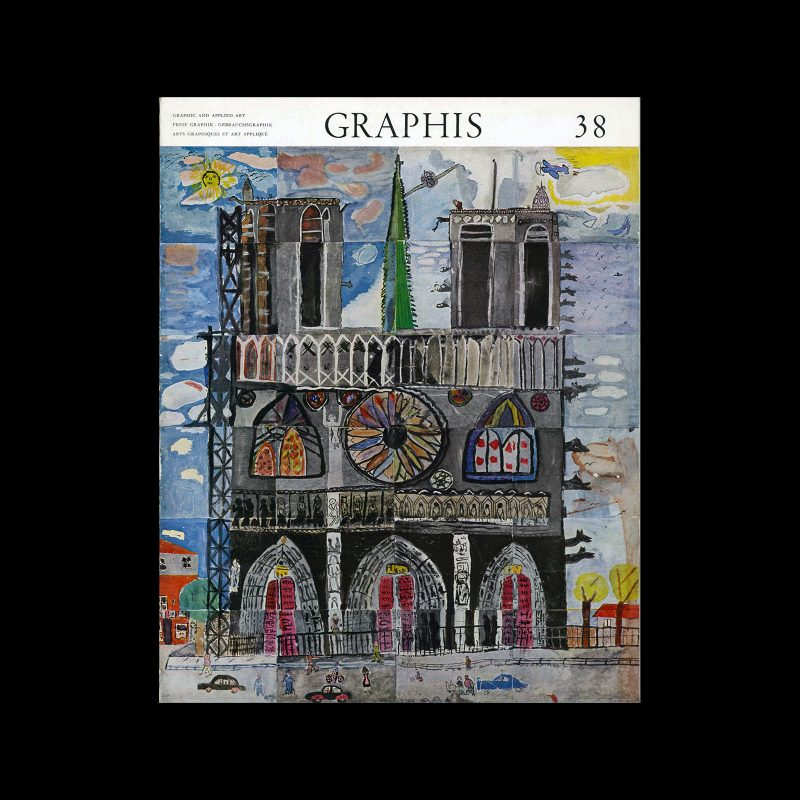 Graphis 38, 1951