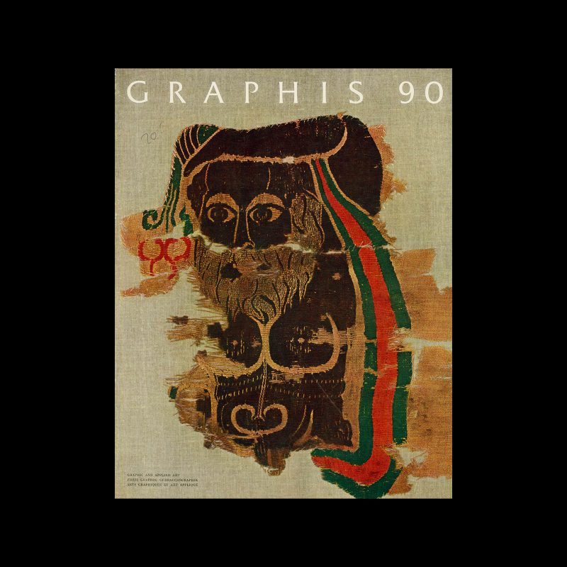 Graphis 90, 1960