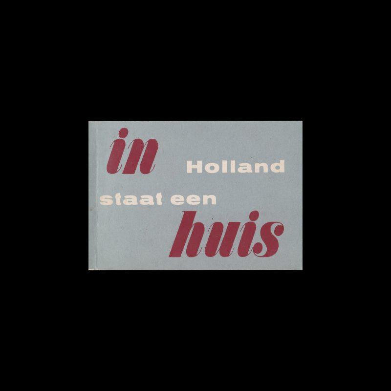 In Holland staat een huis, Stedelijk Museum Amsterdam, 1941