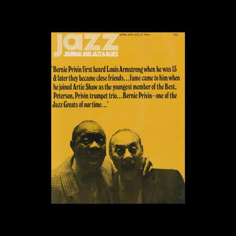 Jazz Journal, 4, 1974