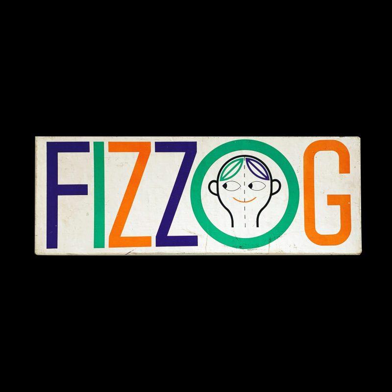 Fizzog, Galt Toys, Packaging Designed by Ken Garland & Associates