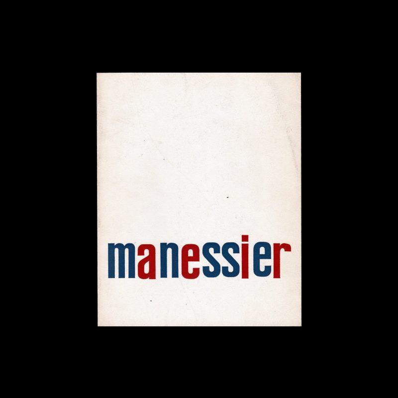 Manessier, Gemeentemuseum, Den Haag, 1959