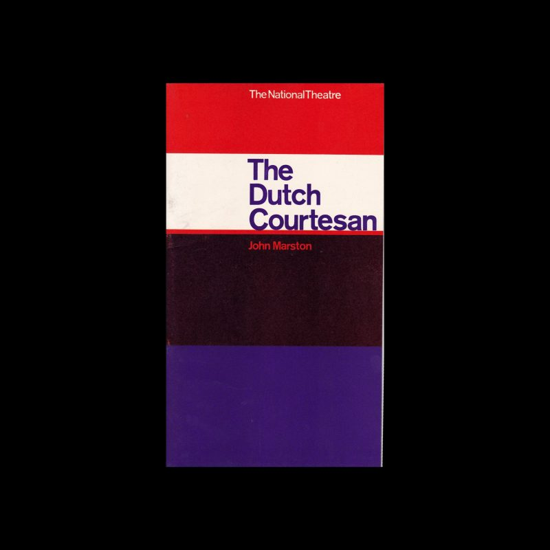 The Dutch Courtesan, The National Theatre, London, 1964. Designed by Ken Briggs