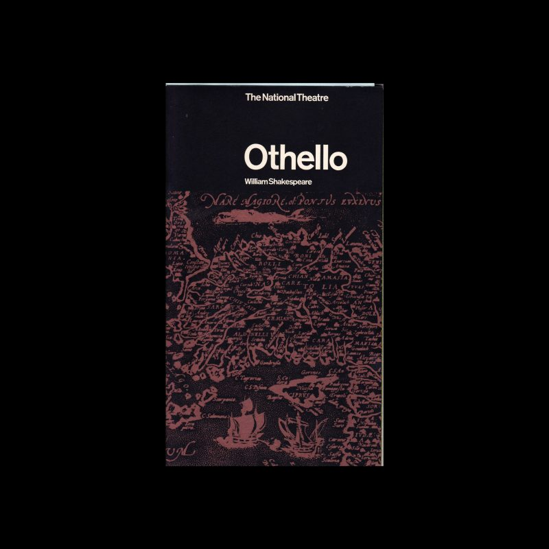 Othello, The National Theatre, London, 1967 designed by Ken Briggs