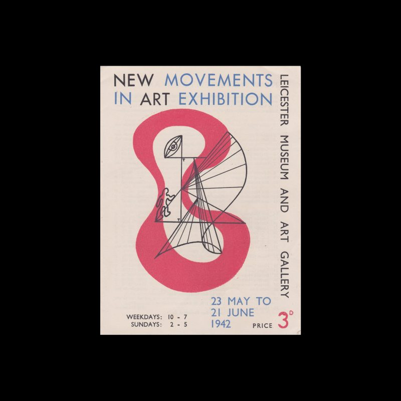 New Movements in Art Exhibition, Leicester Museum and Art Gallery. 1942