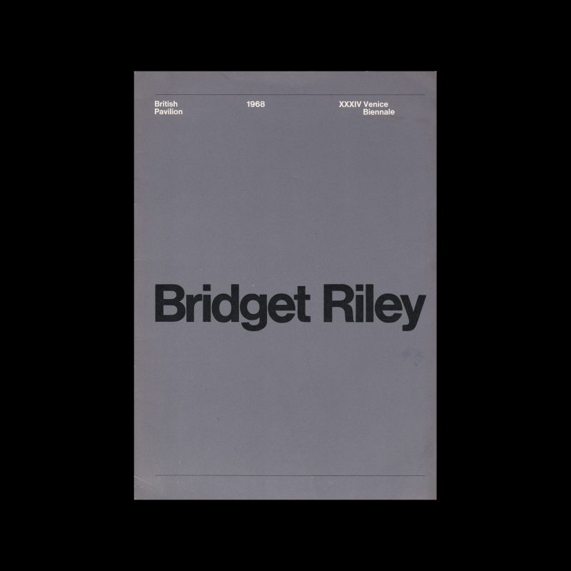 XXXIV Venice Biennale, 1968, Bridget Riley