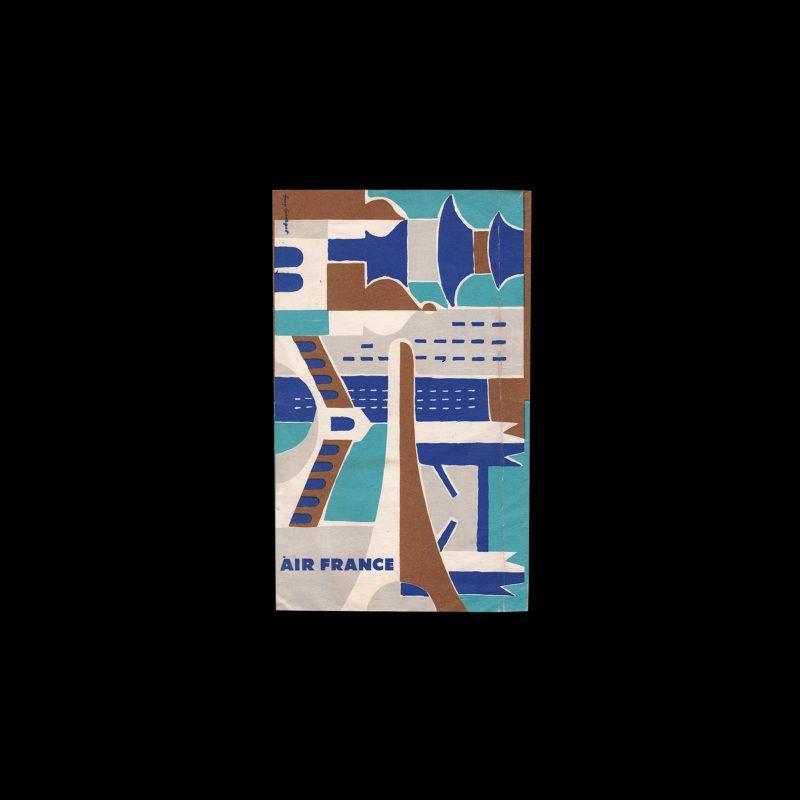 air-france-envelope-cover