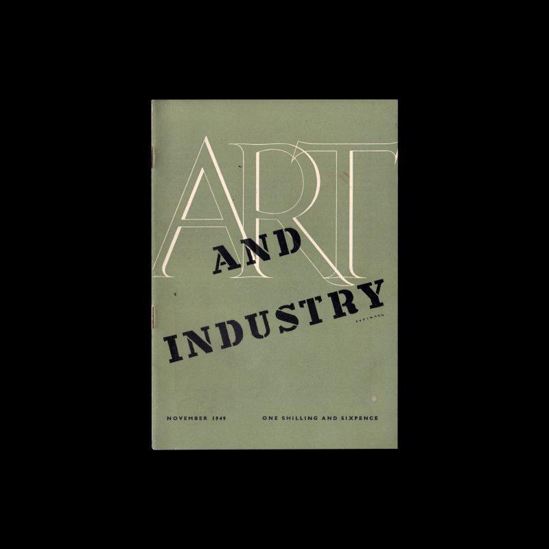 Art and Industry magazine November 1949