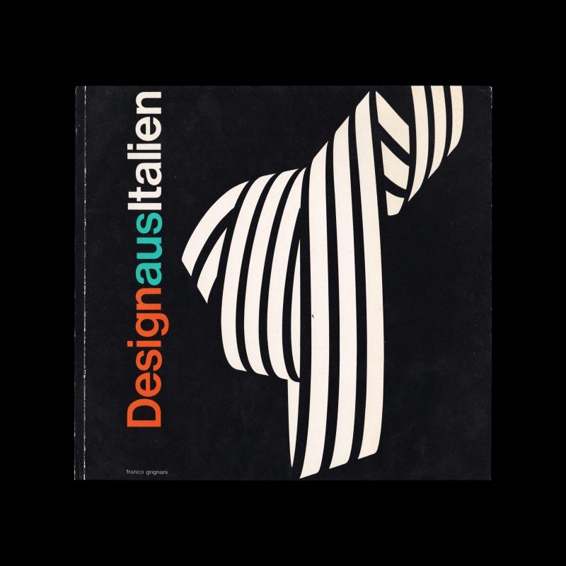 Design aus Italien, 1970 designed by Franco Grignani